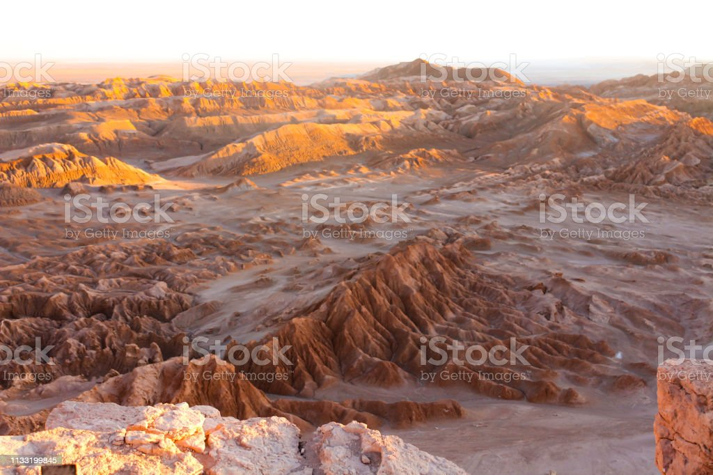 Beautiful Desert Landscape Stock Photo - Download Image Now - iStock