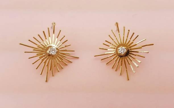 schöne design von schmuck mode-accessoires für frauen und lady glänzend kristall oder diamant ohrringe - armband vintage stock-fotos und bilder