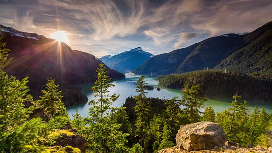 Washington state, United States.