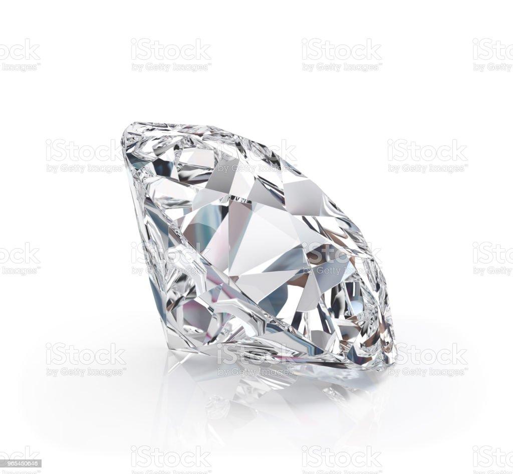 Beau diamant - Photo de Beauté libre de droits