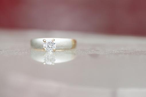 Wunderschöne Diamantring Stockfoto und mehr Bilder von Dekoration