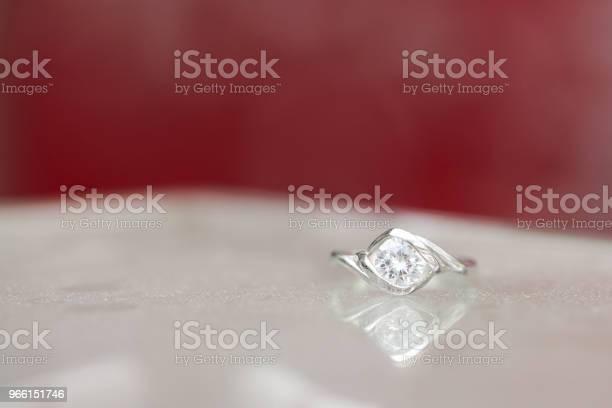 Beautiful Diamond Ring Stock Photo - Download Image Now