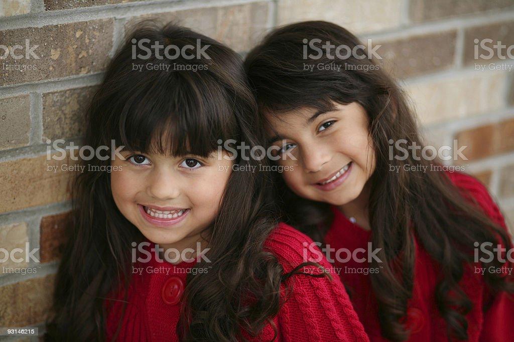 Beautiful Dolls stock photo