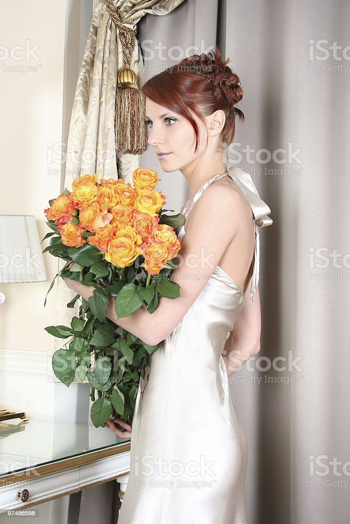 beautiful elegance royalty-free stock photo