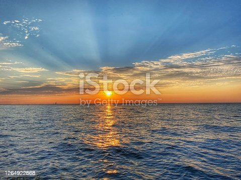 istock Beautiful ending to the day 1264922868