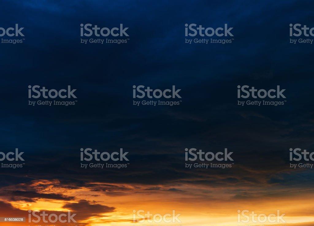 Beautiful Epic Sunrise sky backgrounds weather photo