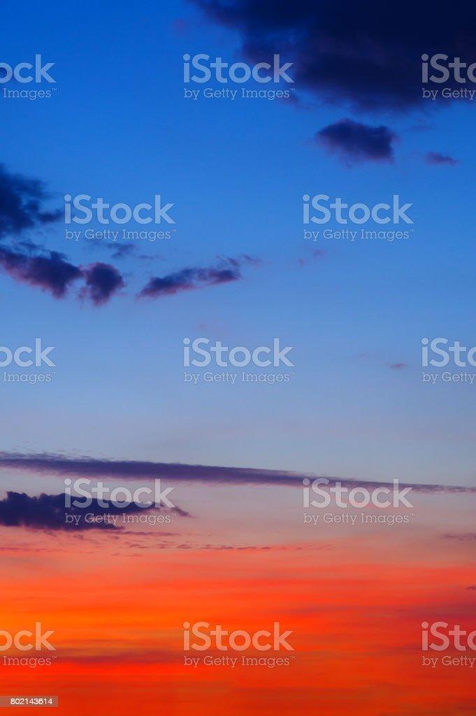 Beautiful Epic Sunset golden sky backgrounds weather photo
