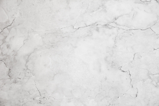Background image of a beautiful exclusive white marble top with copy space.