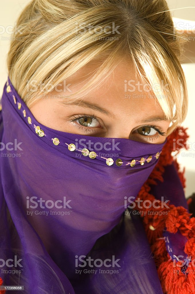 beautiful eyes... royalty-free stock photo