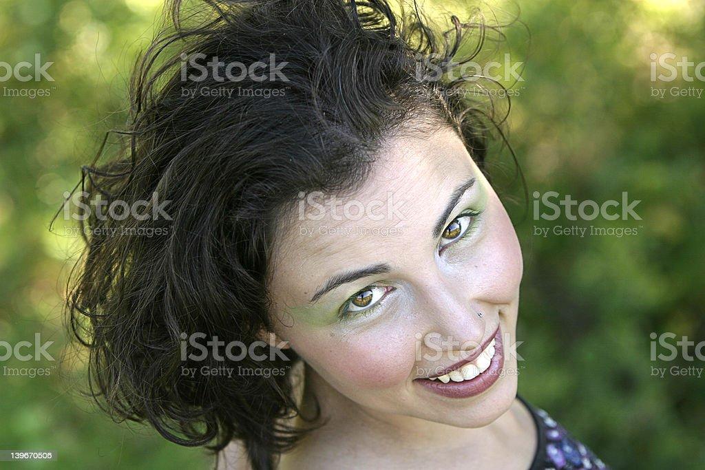 291f705d7 Hermosa Face Sonriendo Foto de stock y más banco de imágenes de ...