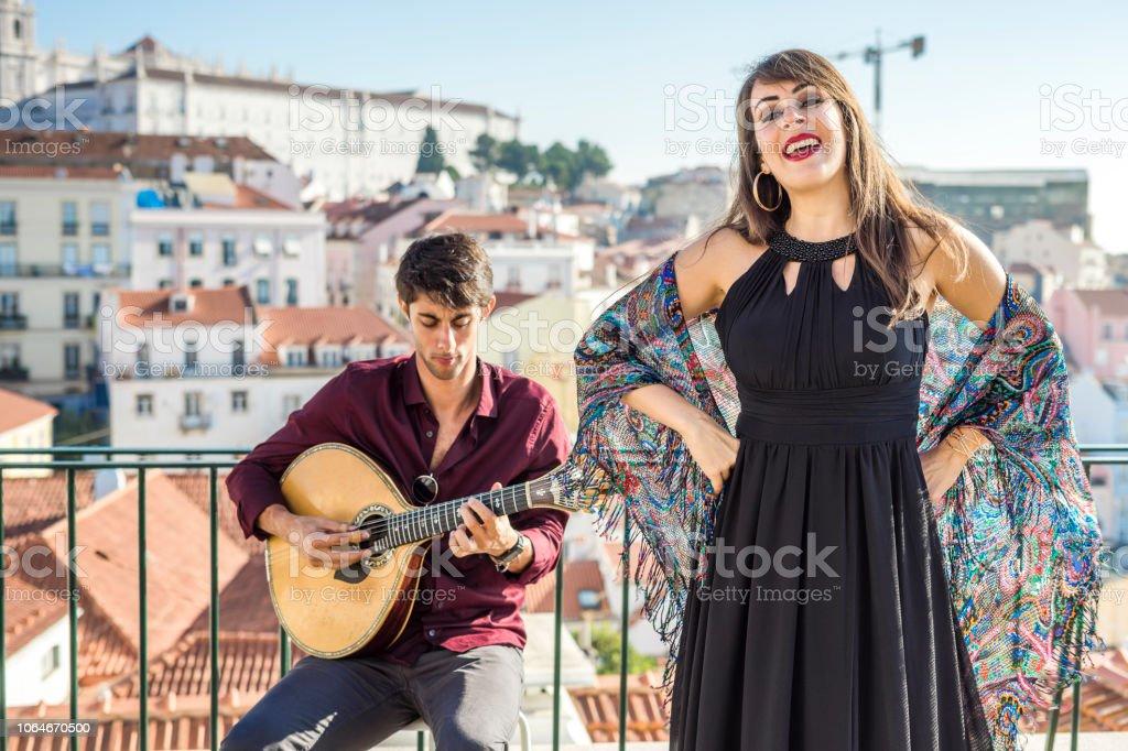 Portugisisk Sång