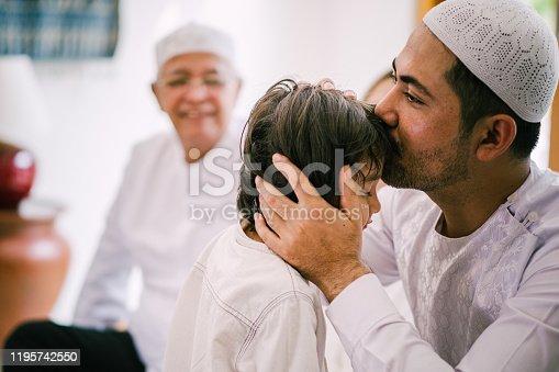 Hari Raya Aidilfitri/Idul Fitri Celebration