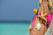 istock Beautiful female body on the beach 485242132