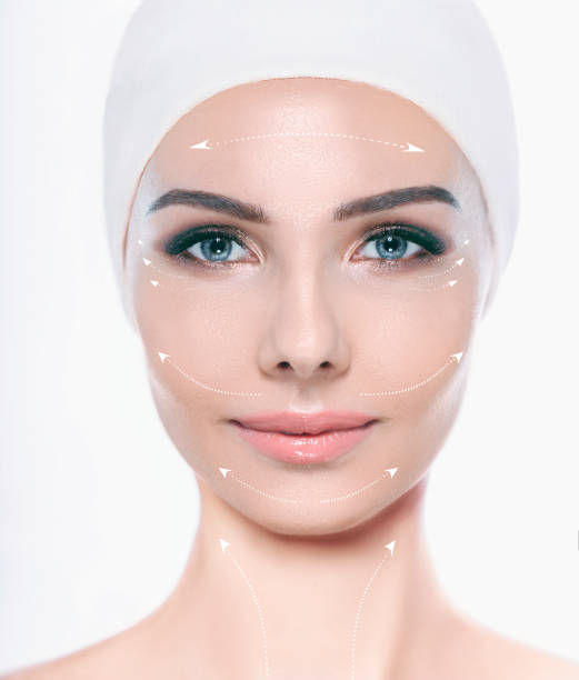 Best Facial Aesthetics Stock Photos, Pictures & Royalty