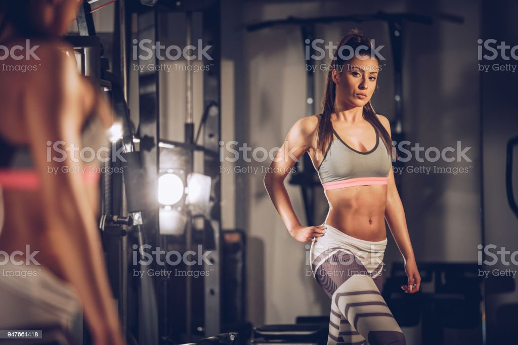 Beautiful Fit Girl Stock Photo - Download Image Now - iStock