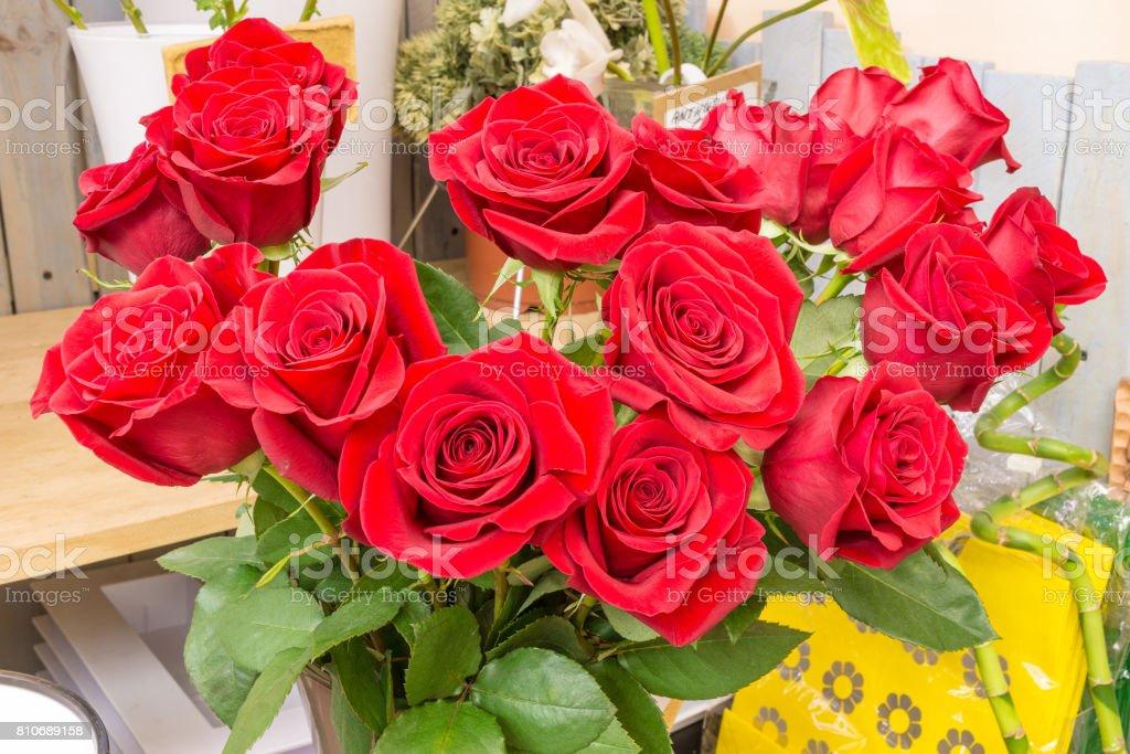 Beautiful floral stock photo