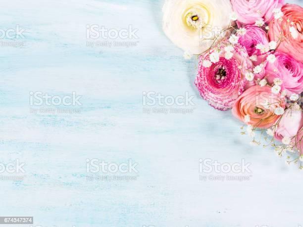 Beautiful flower frame bouquet on turquoise picture id674347374?b=1&k=6&m=674347374&s=612x612&h=pcikcailvol4gxcj4dkdl3khutqaeyali  eh3pbkbo=