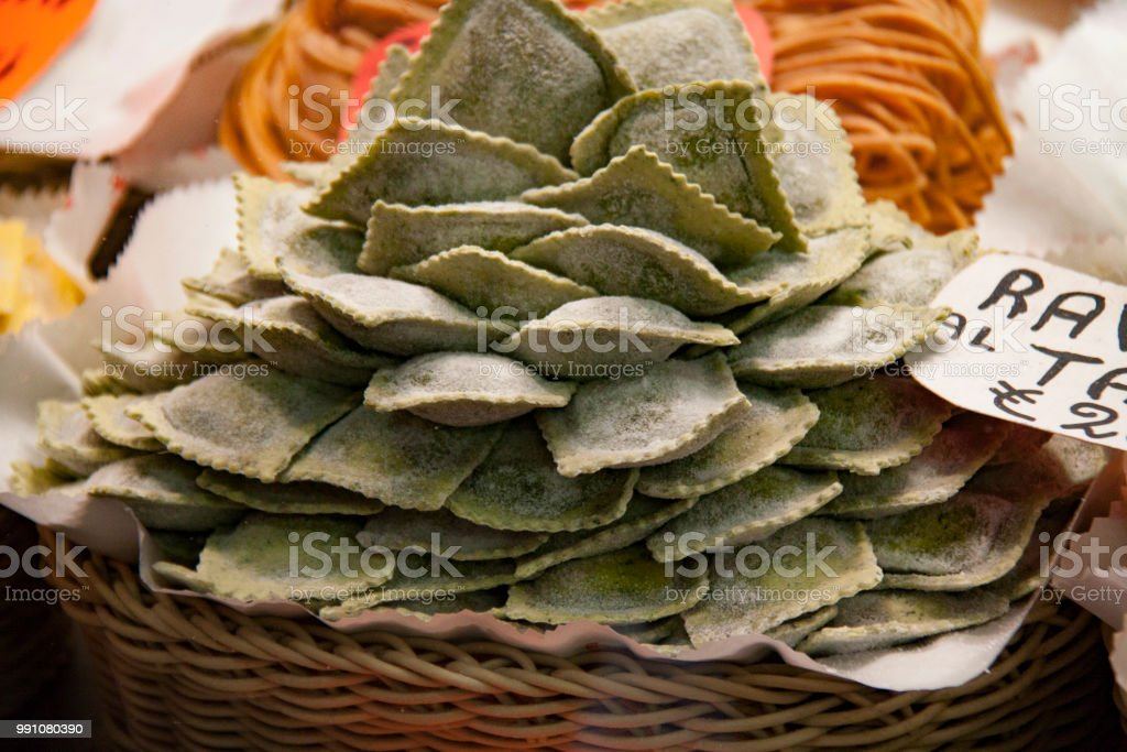 Beautiful food on the market стоковое фото