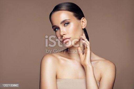 istock Beautiful girl 1202133862