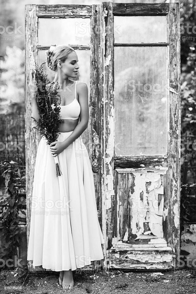 Belle fille - Photo