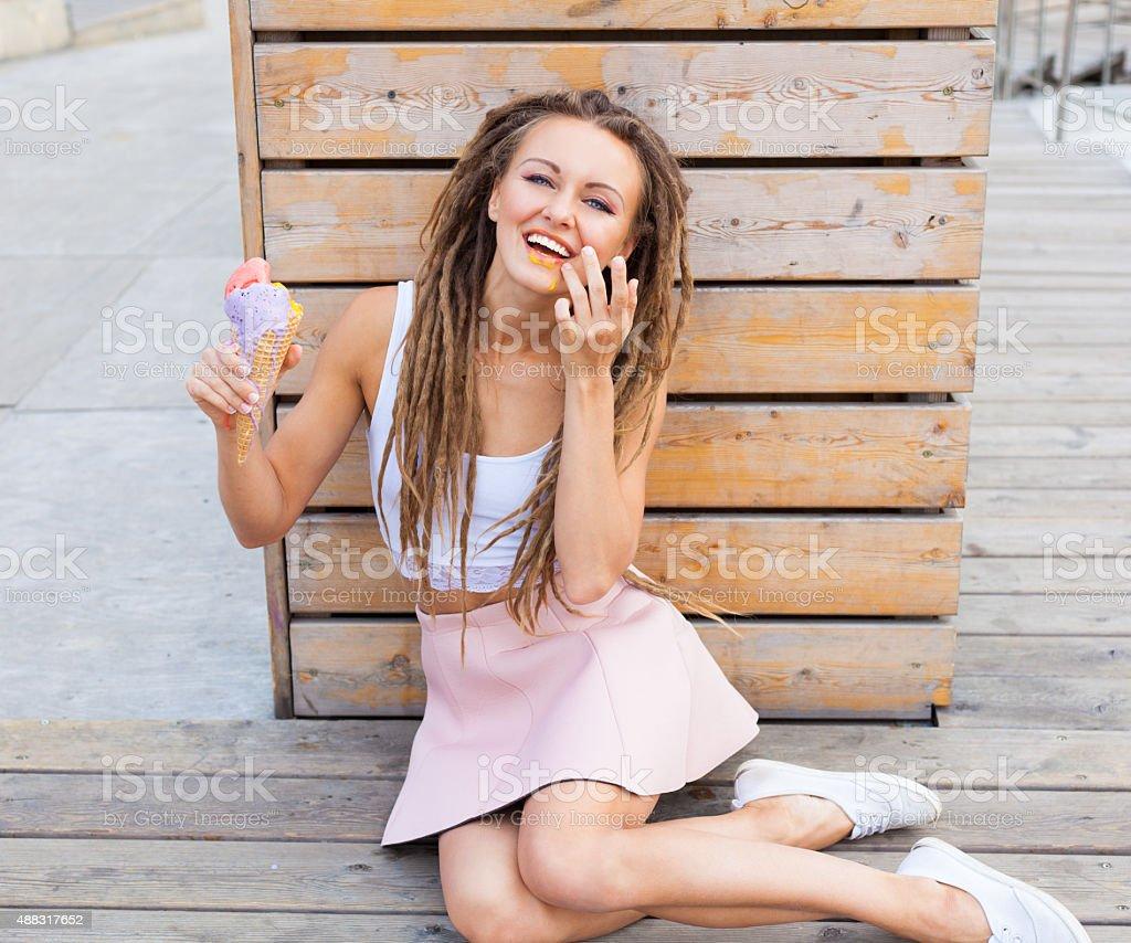 Красивый девушки в юбках фото #11