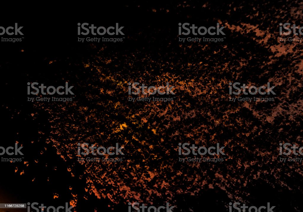 Beautiful Gold Glitter Texture On The Black Background And Golden Glitter Sparkle Confetti Gold Grainy Abstract Texture On A Black Background And Wallpaper Stock Photo Download Image Now Istock