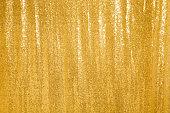 Beautiful golden glitter background