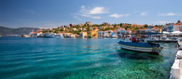 vackra grekiska ön - grekiska övärlden bildbanksfoton och bilder