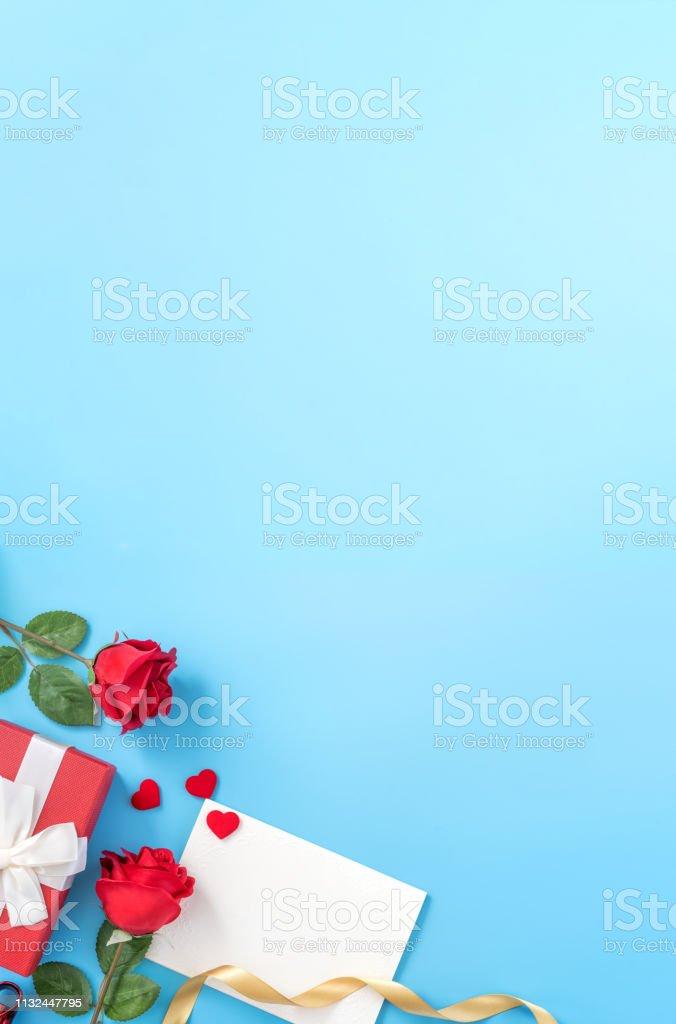 Tarjeta De Invitación De Saludo Hermosa Concepto De Día De