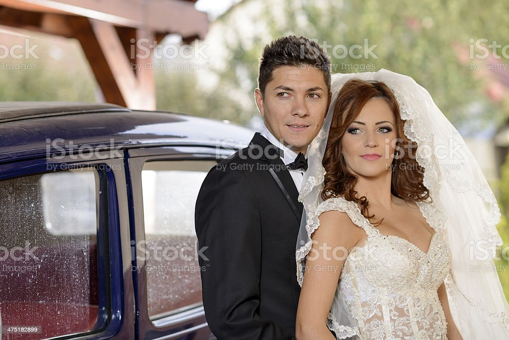 beautiful grooms royalty-free stock photo