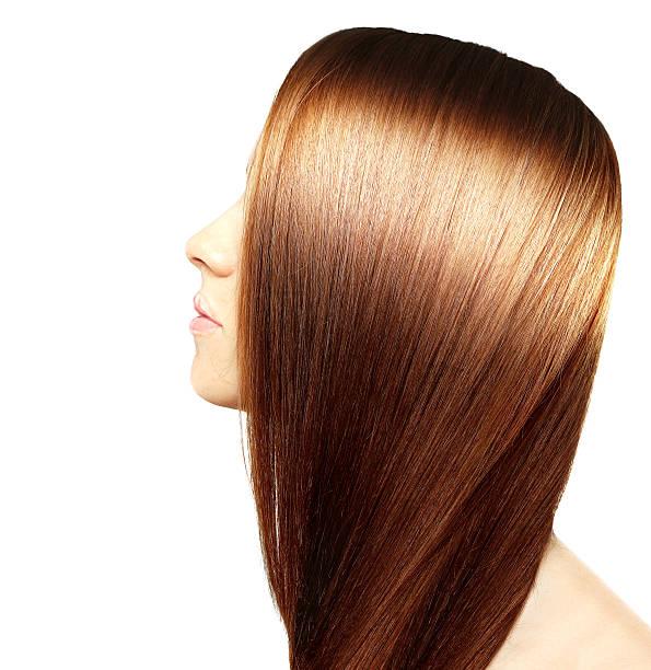 美しい健康な髪 - 人の髪 ストックフォトと画像