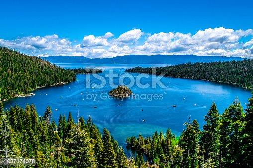Beautiful Hike in Lake Tahoe, California