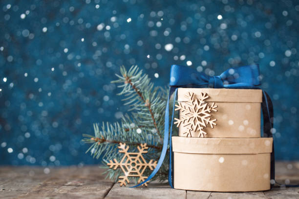 Beautiful holiday decorated background with christmas gift boxes ,fir. christmas holiday concept Beautiful holiday decorated background with christmas gift boxes ,fir. christmas holiday concept religious celebration stock pictures, royalty-free photos & images