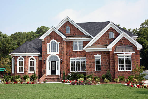 Beautiful Home  southern usa stock pictures, royalty-free photos & images