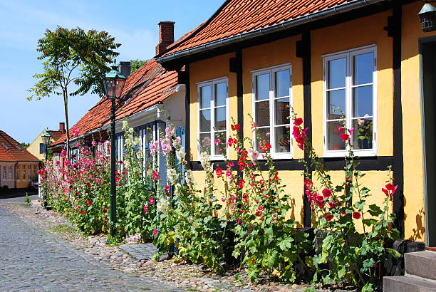 Schönes Haus auf Bornholm – Foto