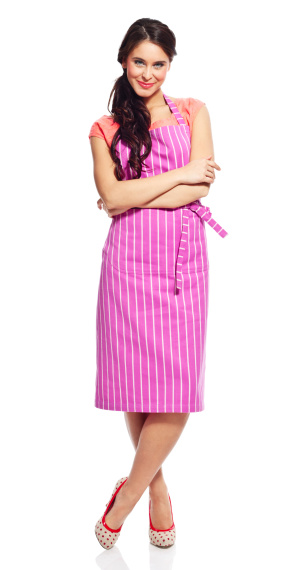 Beautiful Housewife Stock Photo - Download Image Now