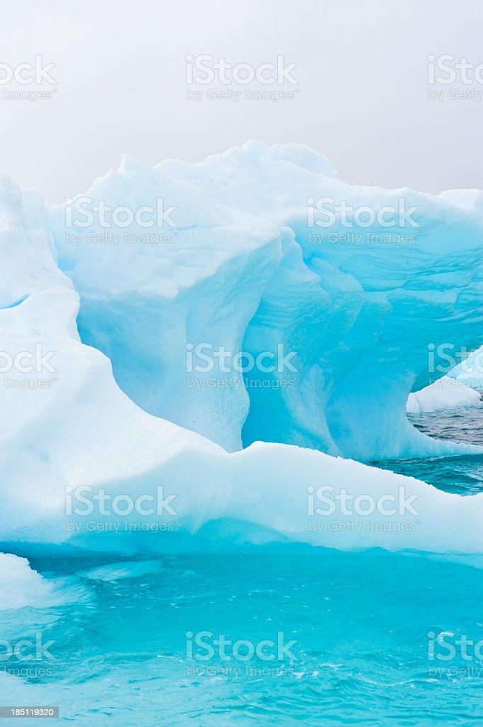 Beautiful Iceberg stock photo