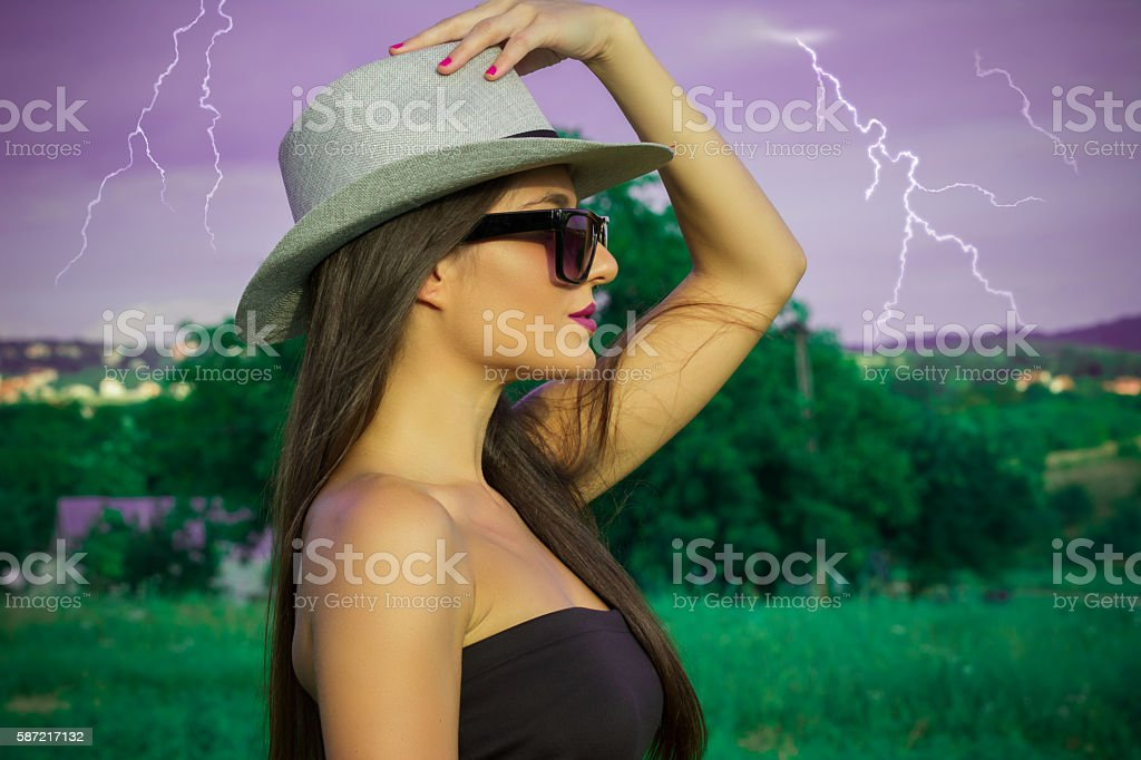 Beautiful in Nature stock photo