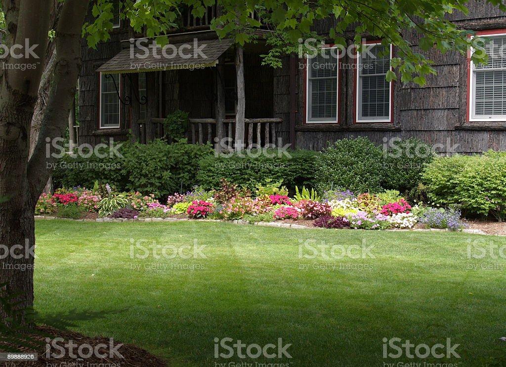 Красивые Inn Стоковые фото Стоковая фотография