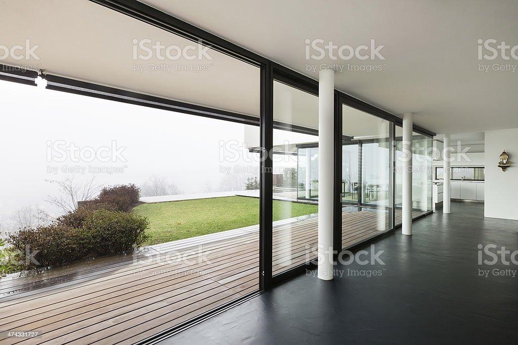 Schöne Interieur Eines Modernen Villa Stockfoto und mehr Bilder von ...