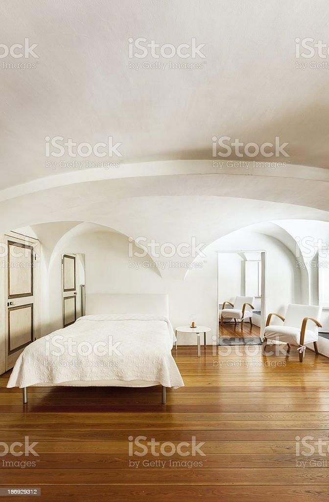 beautiful interior of hotel royalty-free stock photo