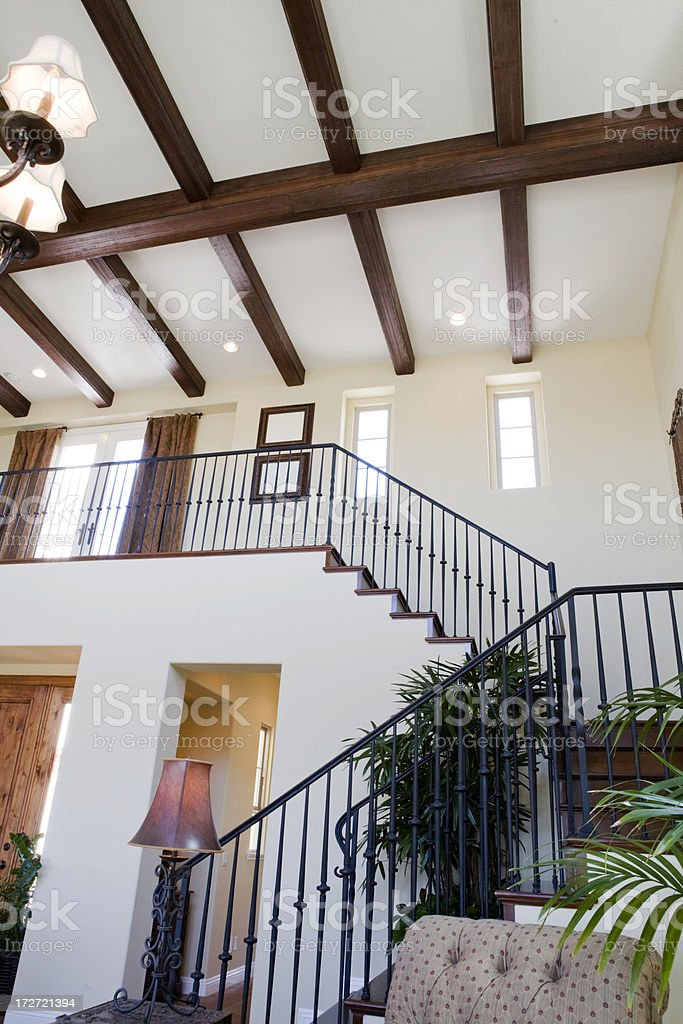 Beautiful Interior stock photo