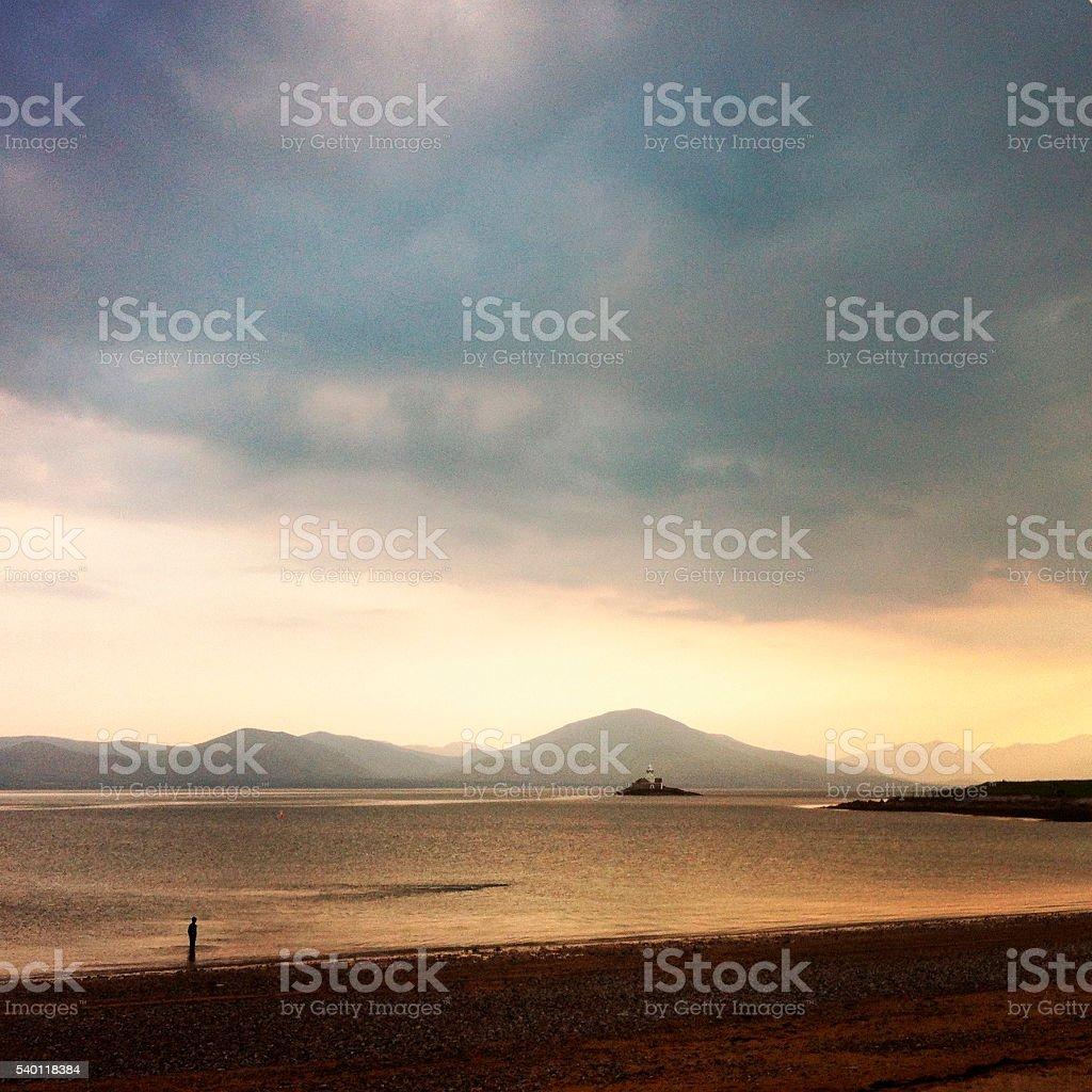 Beautiful Ireland stock photo