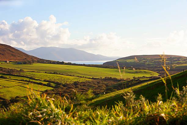 아름다운 아일랜드 가로 - hank aaron 뉴스 사진 이미지