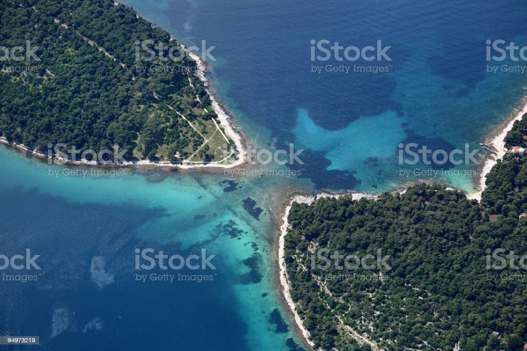 Beautiful Islands royalty-free stock photo