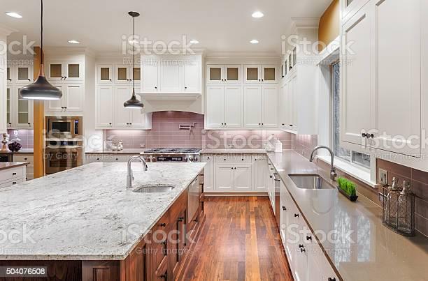 Beautiful kitchen in new luxury home picture id504076508?b=1&k=6&m=504076508&s=612x612&h=2roprv1 jdx3 s1kykzsg9bpqutp6yvfoheixojimuw=