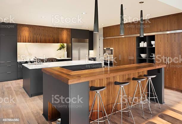 Beautiful kitchen interior in luxury home picture id492964580?b=1&k=6&m=492964580&s=612x612&h=wkzshdxkeyecnz0uhbkidlv7js5wiaurosawh hvj1m=