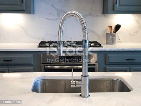 istock Beautiful Kitchen 1150599745