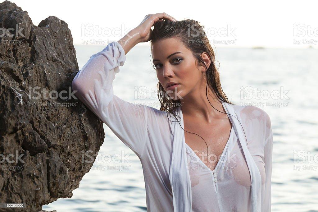 wet shirt pics