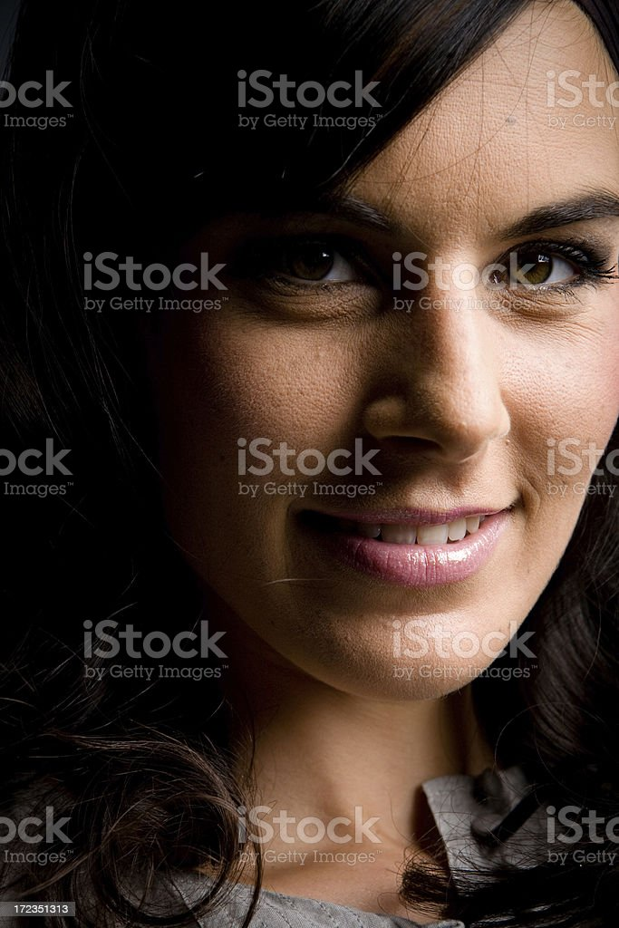 Beautiful Lady royalty-free stock photo